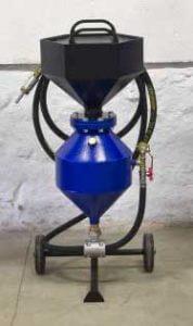 mobilní tlakový tryskač tlakový