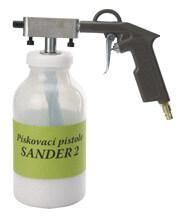 Pískovací pistole SANDER 2