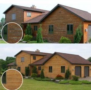 renovace dřevěného domu